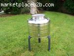 stailess steel drum